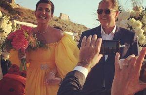 Cristina Cordula mariée : Bague, préparatifs, choix de la robe... elle dit tout !