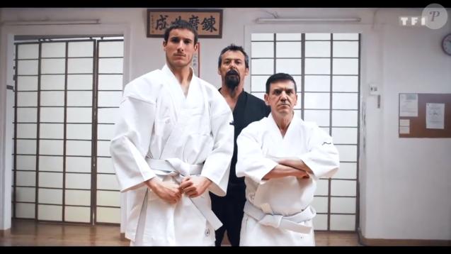 Jean-Luc Reichmann, Timothée et Christian Quesada des  12 coups de midi  (TF1) dans une bande annonce TF1.