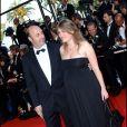 Cédric Klapisch et sa femme Lola Doillon - Festival de Cannes 2007