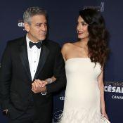 Amal et George Clooney : Leur première rencontre (très) romantique