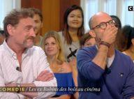"""Jean-Paul Rouve et Maurice Barthélemy ont eu """"plusieurs ex en commun"""""""