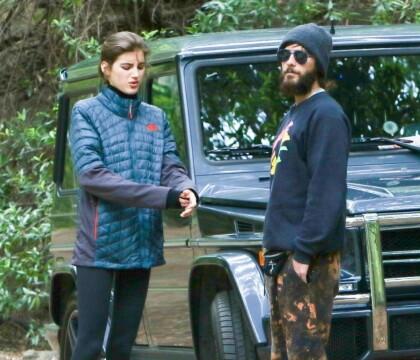 Jared Leto à nouveau en couple ? On dirait bien...