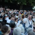 """Opéra """"Les Noces de Figaro"""" mis en scène par l'actrice J. Gayet lors de la 17e édition d'Opéra en Plein Air au Domaine Départemental de Sceaux le 14 juin 2017. © Cyril Moreau/Bestimage"""