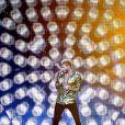 """Exclusif - M Pokora (Matt Pokora) - Emission """"La chanson de l'année fête la musique"""" dans les arènes de Nîmes, diffusée en direct sur TF1 le 17 juin 2017. Pour la treizième édition de La Chanson de L'année, c'est l'artiste Amir avec son titre """"On dirait"""" qui a été plébiscité par les votes du public. © Bruno Bebert/Bestimage"""