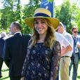 Alice Isaaz - 168e Prix de Diane Longines à l'hippodrome de Chantilly, France, le 18 juin 2017. © Giancarlo Gorassini/Bestimage
