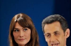 Nicolas Sarkozy rejoint sa Carlita au diner du Sidaction à... l'étonnement de tous les people ! (réactualisation)