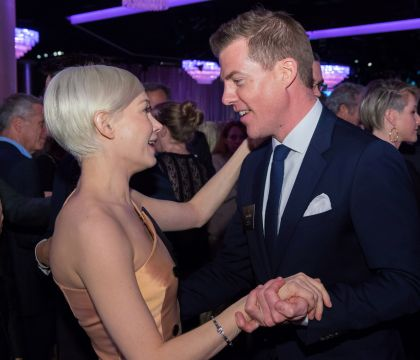 Michelle Williams, proche d'un producteur hollywoodien... Nouveau boyfriend ?