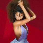 Tina Kunakey sans culotte : La chérie de Vincent Cassel, féline et sexy