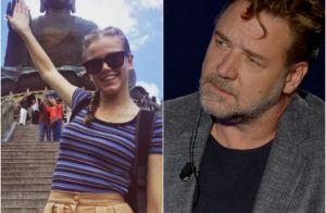 Russell Crowe en couple avec une demoiselle de 22 ans ? Sa réaction...