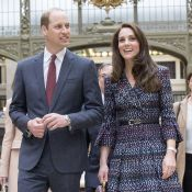 Kate Middleton et le prince William : Leur visite top secrète au MI6