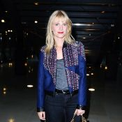 Fashion Week : Mélanie Laurent, spectatrice radieuse pour Azzaro