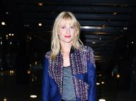 Fashion Week : Mélanie Laurent, spectatrice radieuse pour Azzaro
