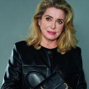Catherine Deneuve : Mannequin pour Louis Vuitton avec Jaden Smith