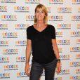 Nathalie Simon lors du photocall de la présentation de la nouvelle dynamique 2017-2018 de France Télévisions. Paris, le 5 juillet 2017. © Guirec Coadic/Bestimage