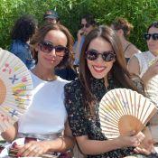 Fashion Week : Sonia Rolland, Sofia Essaïdi... Fans d'adorables mannequins