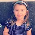 Karim Benzema publie uné vidéo de sa fille de 3 ans, Mélia, sur Instagram. Elle lui souhaite une bonne fête de l'Aïd.