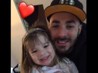 Karim Benzema papa gaga à Ibiza : Virée à la plage avec sa fille Mélia