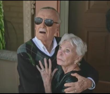 Stan Lee en deuil : Sa femme Joan, sa super-héroïne, est morte