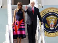 Melania Trump, First lady stylée en Europe, Donald snobé en Pologne