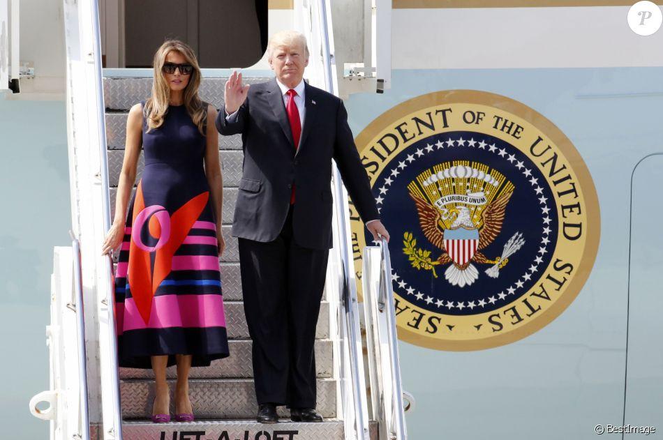 Donald Trump se prend un vent par la première dame polonaise