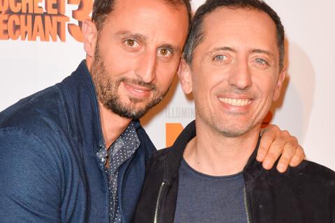 """Gad Elmaleh et Arié parlent de leur relation : """"Ça nous arrivait de nous battre"""""""