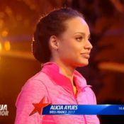 Alicia Aylies (Miss France 2017) en larmes dans Ninja Warrior : Elle s'explique