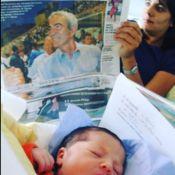 Estelle Denis dévoile une craquante photo de sa fille, bébé...