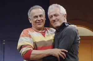Francis Perrin et Jean-Luc Moreau parlent des handicaps de leurs fils...