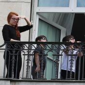 Céline Dion : Ses jumeaux, ébahis par les répétitions du 14 juillet !