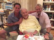 Cameron Douglas : Retrouvailles émues avec son grand-père Kirk, 100 ans