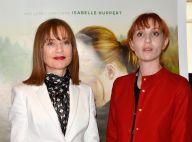 """Isabelle Huppert tourne avec sa fille Lolita : """"Il ne faut pas se l'interdire"""""""
