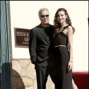 """Le grand William Petersen des """"Experts Las Vegas""""... honoré sous les yeux de sa femme !"""