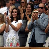 Kate Middleton : Complice avec William et son clan pour acclamer Roger Federer