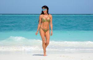 Lizzie Cundy : 47 ans et canon en bikini !