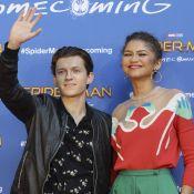 Spider-Man - Homecoming : Zendaya en couple avec le héros du film, Tom Holland ?