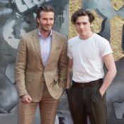 David et Brooklyn Beckham : Père et fils s'offrent de nouveaux tatouages