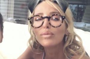 """Ophélie Winter : Victime d'un accident de voiture, son été est """"foutu"""""""