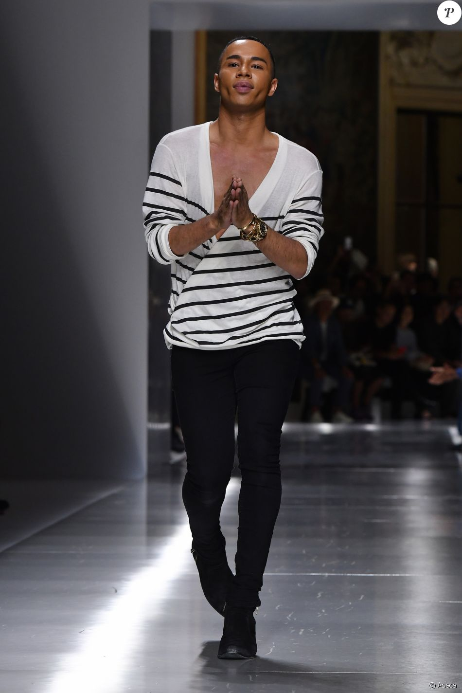 Fashion week paris homme