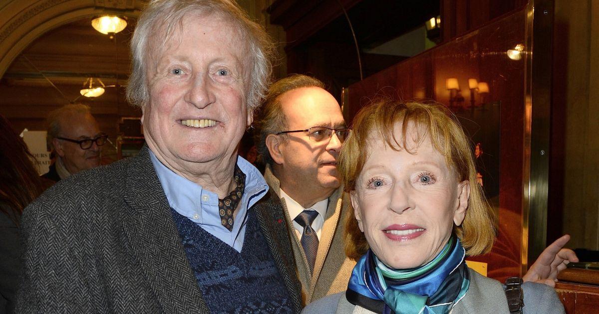 Claude rich et sa femme