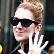 Céline Dion : Une nuit loin de Paris, avec son danseur