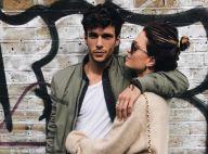 Caroline Receveur et Hugo Philip amoureux : Tendre baiser à l'île Maurice !