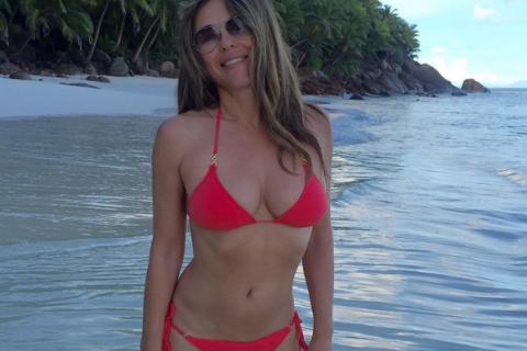 Elizabeth Hurley : En couple avec l'ex-mari de Yolanda Hadid ?