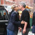 Yolanda et David Foster à New York. Octobre 2015.