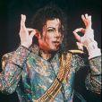 Michael Jackson en concert le 24 août 1992