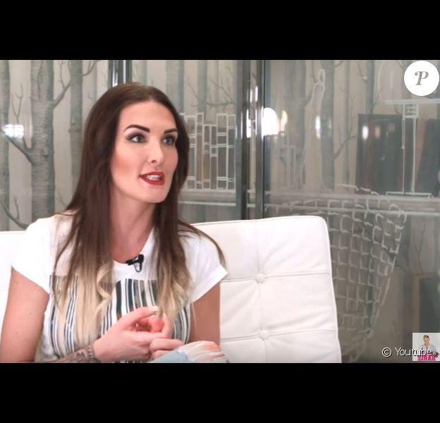 """Marie Garet de """"Secret Story"""" se justifie sur la chirurgie esthétique, mars 2017"""