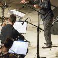 """Exclusif - Claire Gibault - Festival de Ramatuelle 2017 : Album musical """"Pictures of America"""" le 28 juillet 2017 © Cyril Bruneau / Festival de Ramatuelle / Bestimage"""