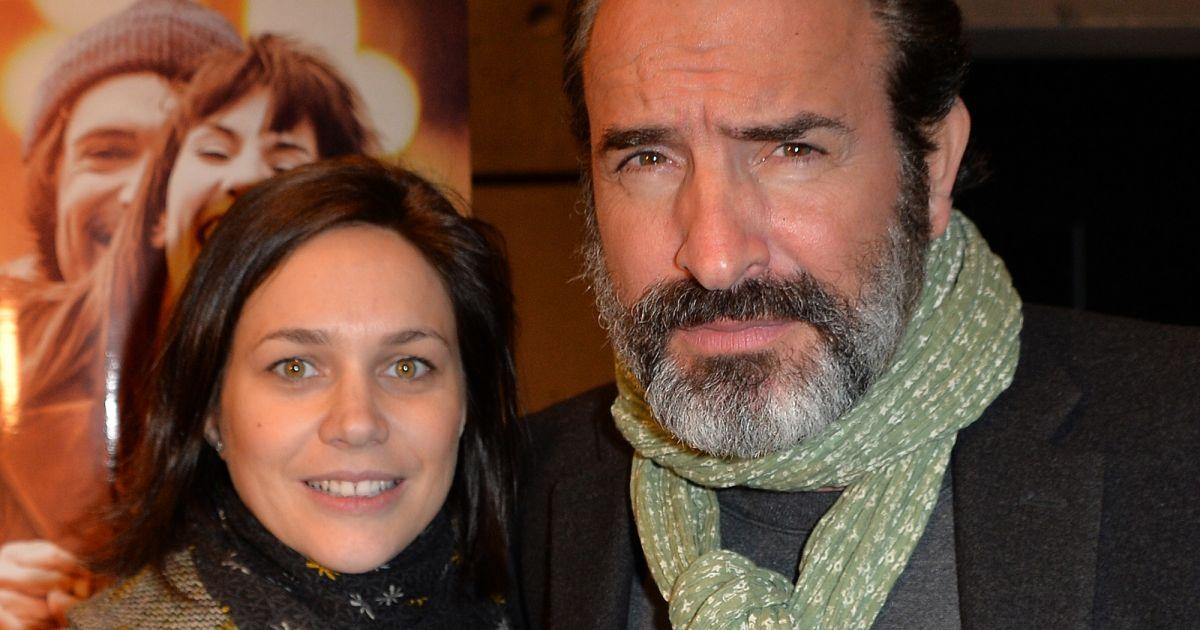 Jean dujardin et sa compagne nathalie p chalat avant for Jean dujardin medoc