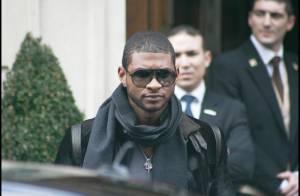 URGENT : Usher annule un concert, sa femme serait en danger !