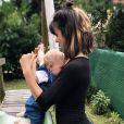Daniela Martins (Secret Story 3) a évoqué sa silhouette post grossesse sur les réseaux sociaux.