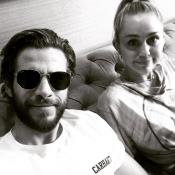 Liam Hemsworth, marié à Miley Cyrus ? Il s'affiche avec un anneau suspect...